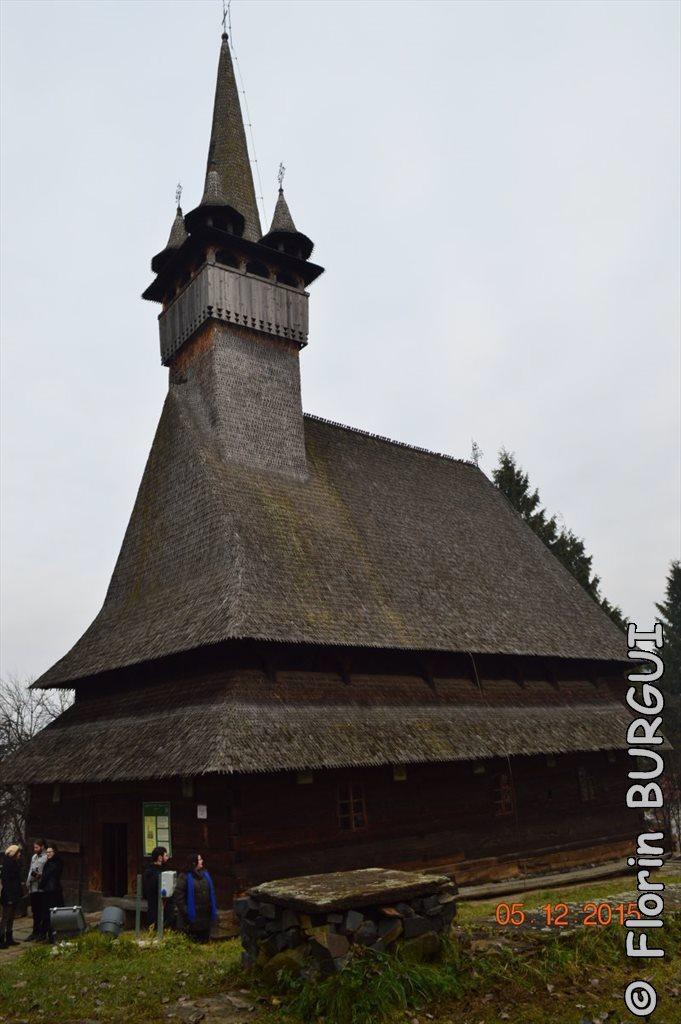 Budesti-Josani – biserica din lemn patrimoniu UNESCO
