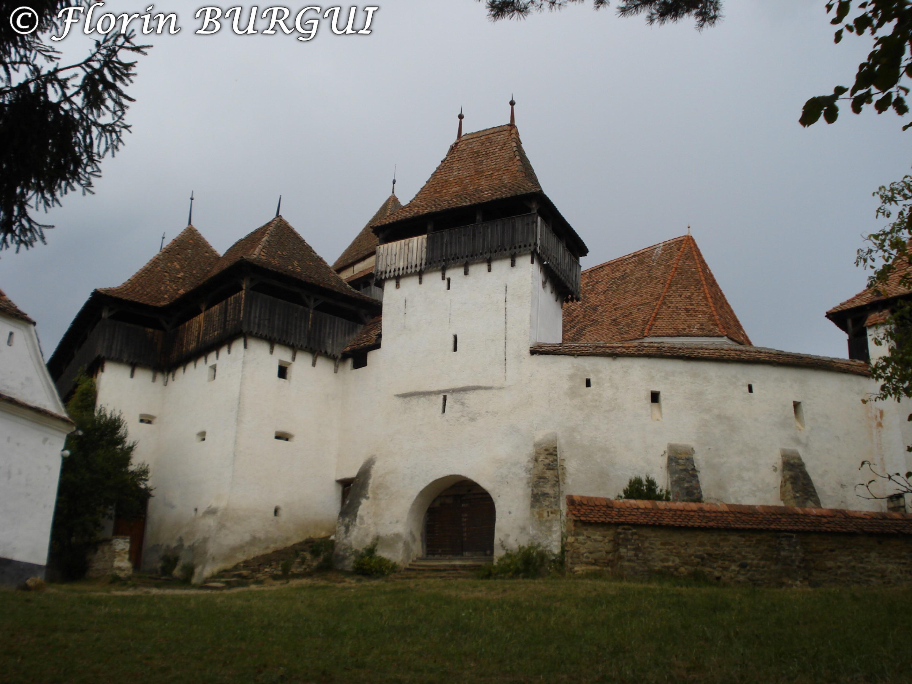 Viscri – biserica fortificata