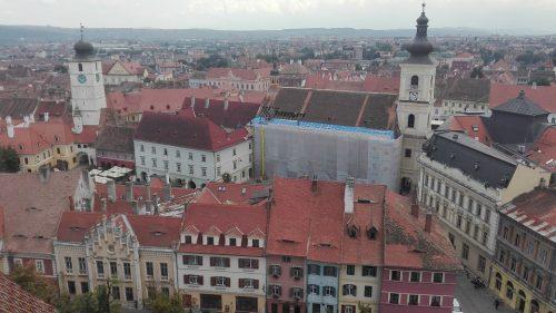 Sibiu Catedrala Evanghelica