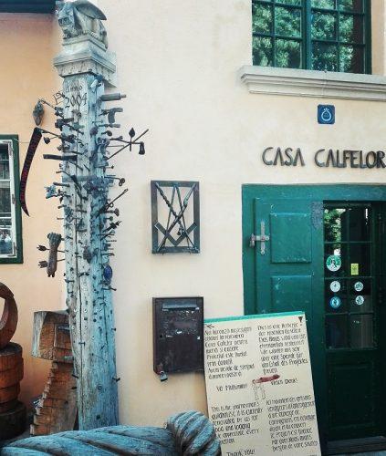 Casa Calfelor Sibiu