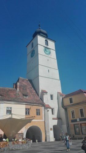 Turnul Sfatului Sibiu