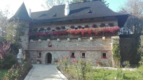 Muzeul Manastirii Moldovita