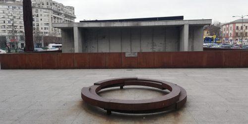 Memorialul Holocaustului roata tiganilor