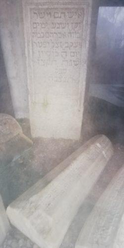 Memorialul Holocaustului cimitir evreiesc Bucuresti