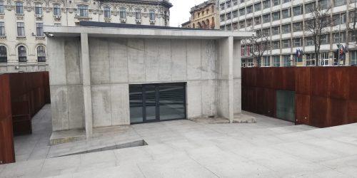 Memorialul Holocaustului Bucuresti
