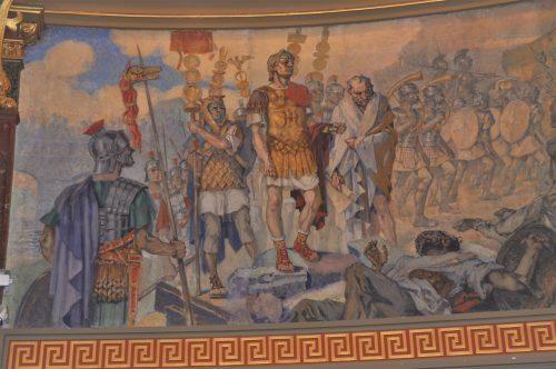 Ateneul Roman scena 1
