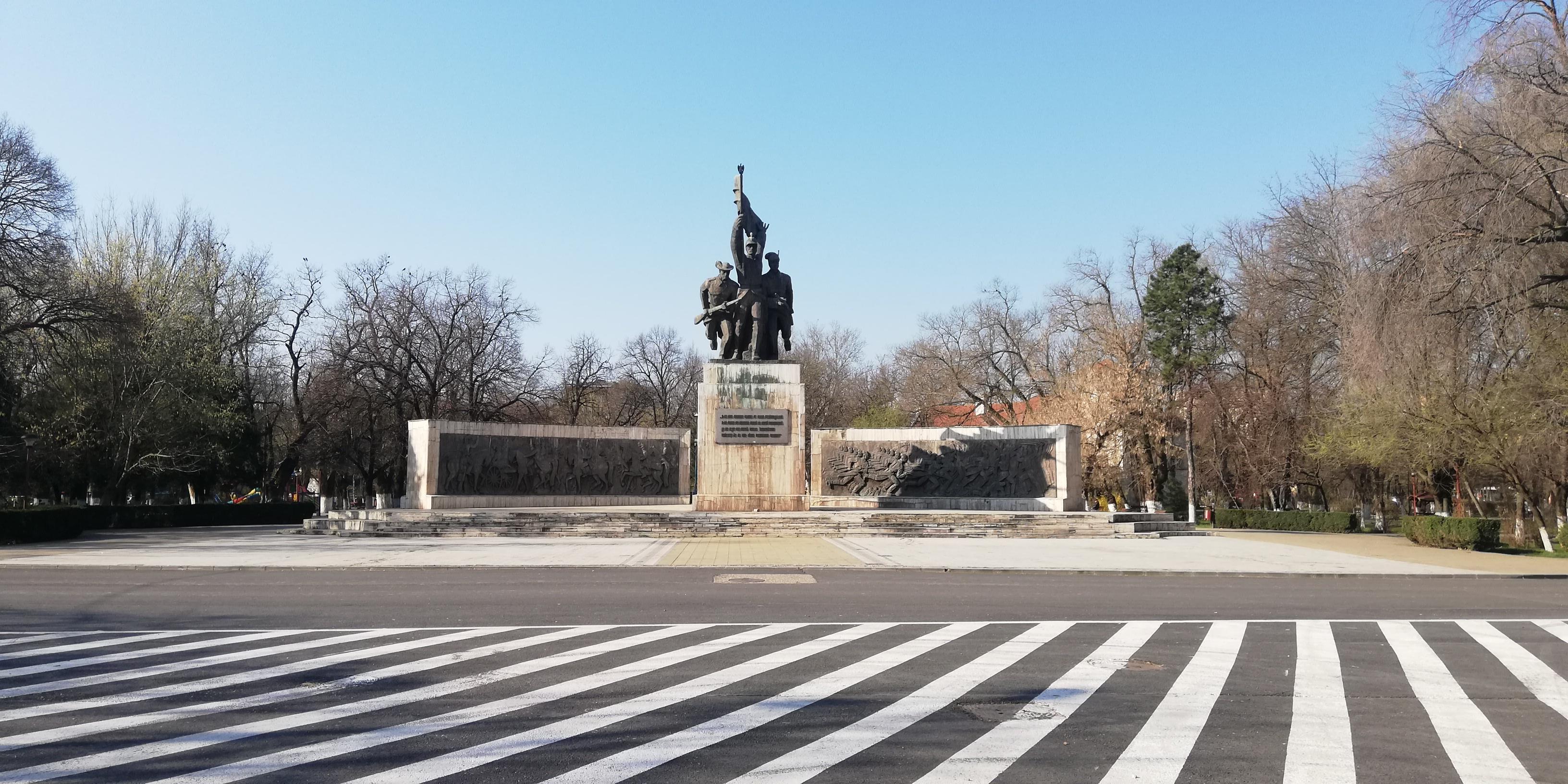 Turnu Magurele - Monumentul Independentei