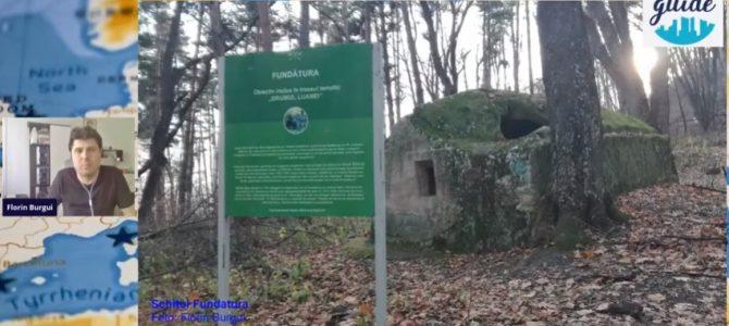 Prezentare așezările rupestre de la Bozioru– ProGuide România
