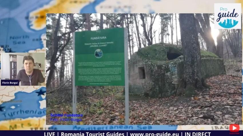 Așezările rupestre de la Bozioru