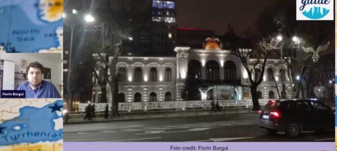 Prezentare Palatul Suțu– ProGuide România