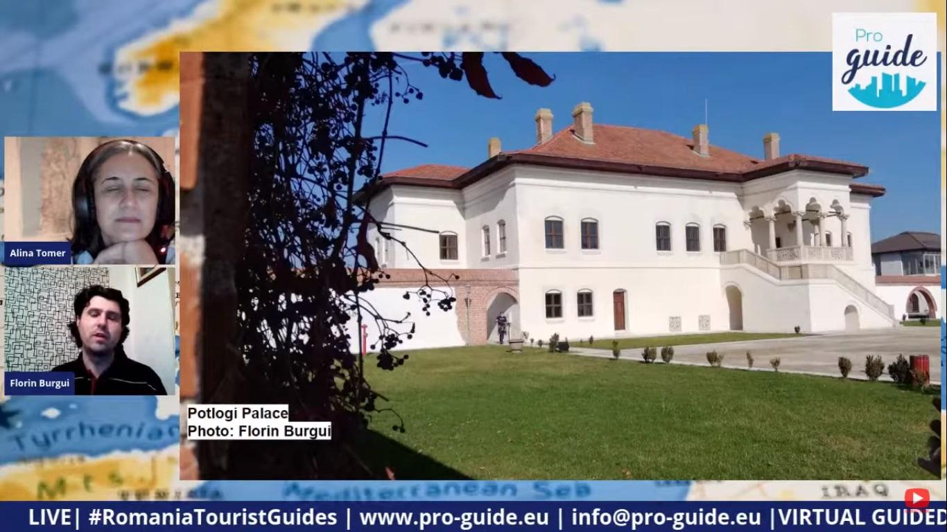 Palatul Potlogi