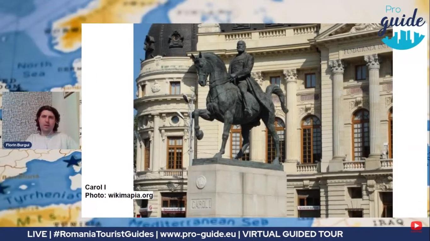 Statui din București